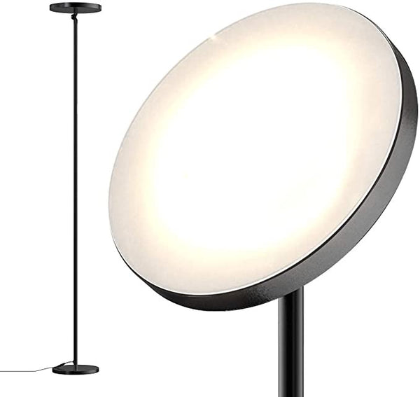Floor Lamp,30W Sky Super Bright 2800K-7000K Floor Lamp with Programmable Timer