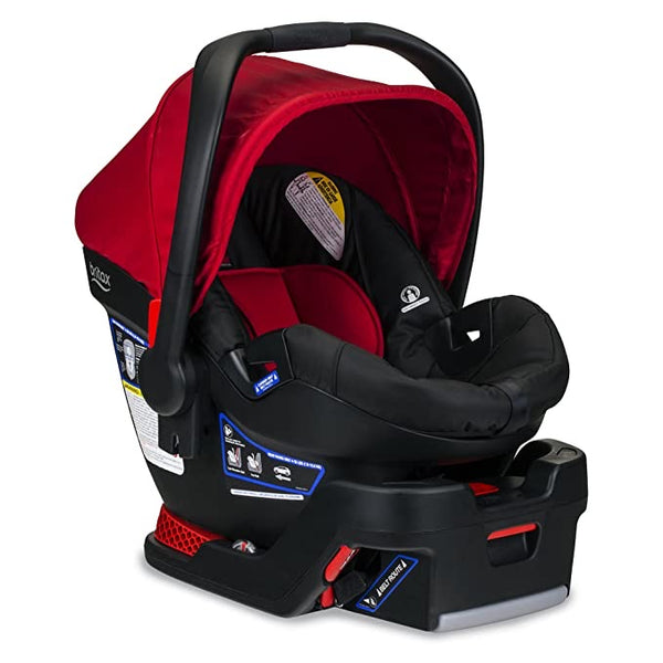 BRITAX B-Safe 35 Infant Car Seat - Rear Facing | 4 to 35 Pounds - Reclinable Base