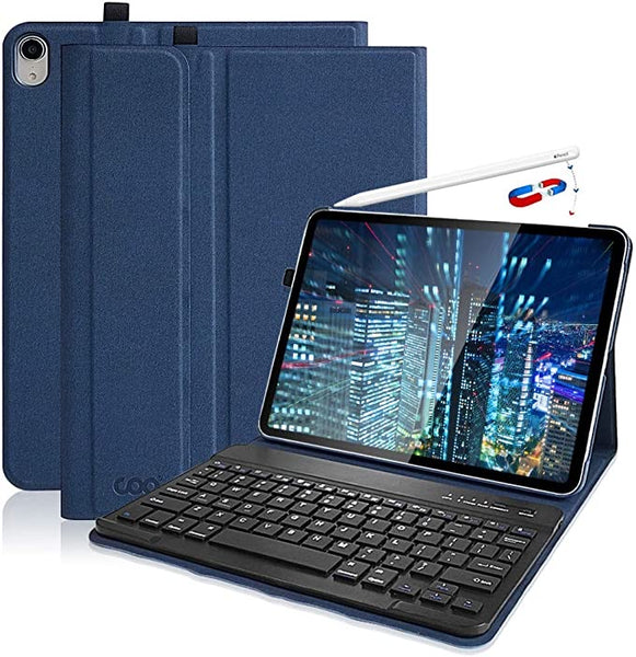 iPad Pro 11 Keyboard Case 2018, COO iPad Keyboard Case