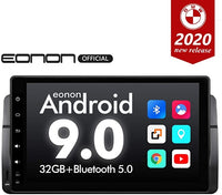 2020 Car Stereo Android Head Unit,Eonon 9 Inch Android 9.0 Car Radio