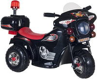 Ride on Toy, 3 Wheel Motorcycle for Kids, Battery Powered