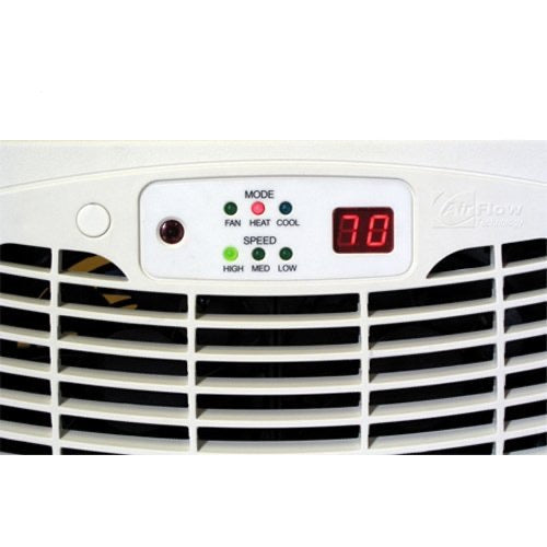 "Air Flow Breeze ULTRA with Remote Control (Almond) (2.625""H x 13.875""W x 7.625""D)"