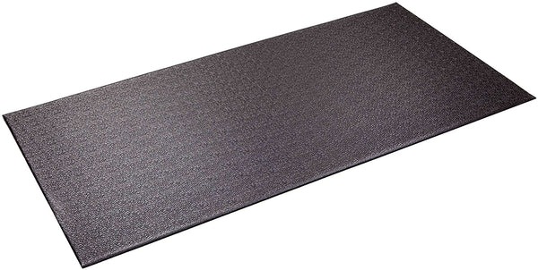 SuperMats Heavy Duty Equipment Mat 13GS Made in U.S.A. for Indoor Cycles