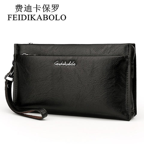 FEIDIKABOLO High Capacity Big Wallet
