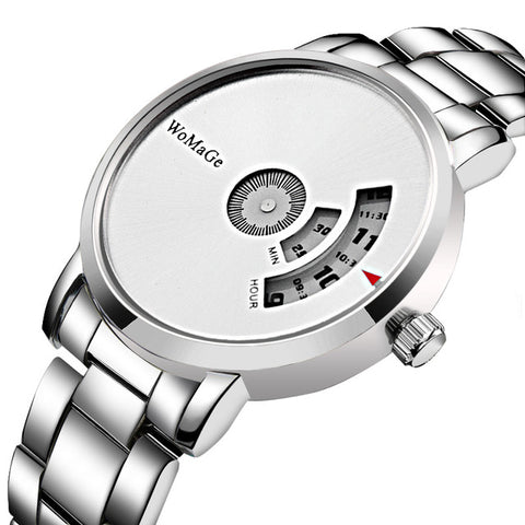WoMaGe Stainless Steel