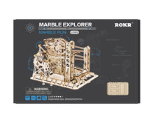 Load image into Gallery viewer, Marble Explorer 3D Wooden Puzzle