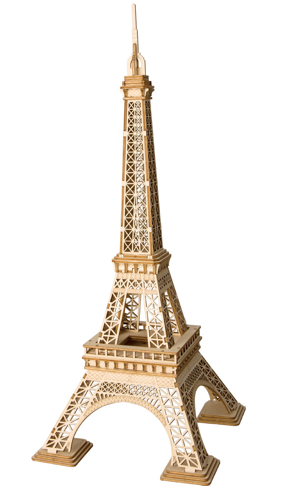 Eiffel Tower 3D Wooden Puzzle