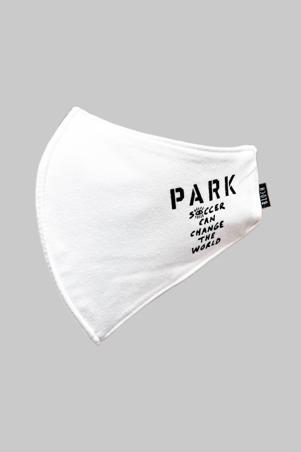 【PARK×BLOCH】SOFT STRETCH MASK WHITE