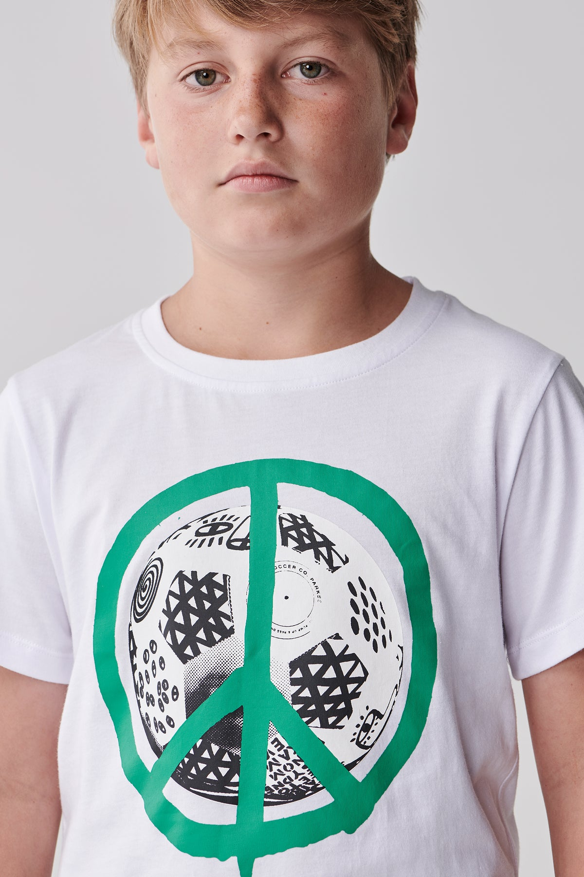 【Kids】Drop Balls Not Bombs Tシャツ