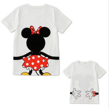 Load image into Gallery viewer, LIL IGIRL Dad and Me T-shirt Summer Mother and Daughter Clothes - amalkids