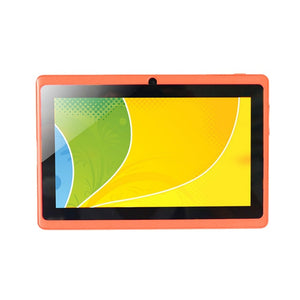 7 Inch Kids Tablet Android Quad Core Dual Camera WiFi Education Game Gift for Boys Girls - amalkids