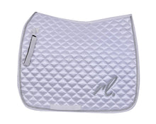 Load image into Gallery viewer, Dazzle and shine - Satin dressage pad