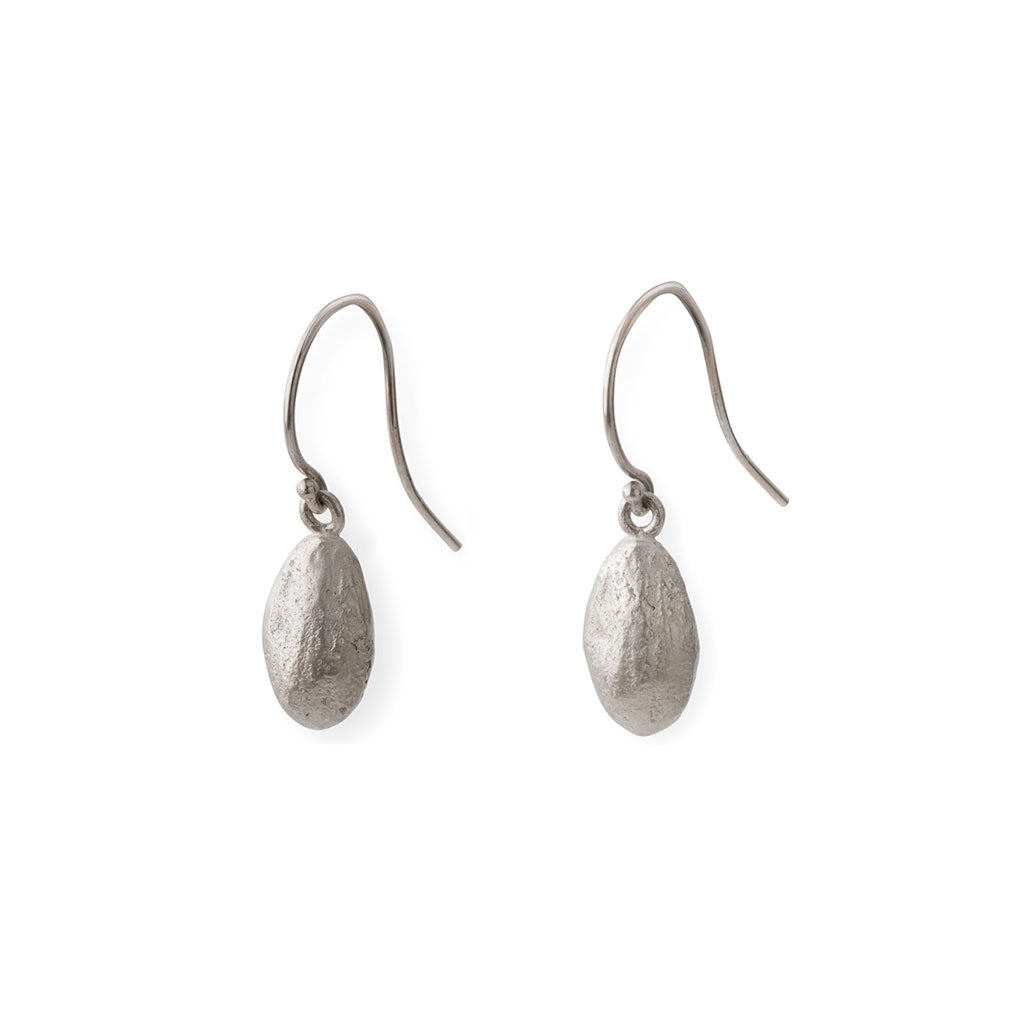 Almond Drop Earrings - Joan Hornig Jewelry
