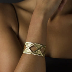 Trimmings Cuff - Joan Hornig Jewelry