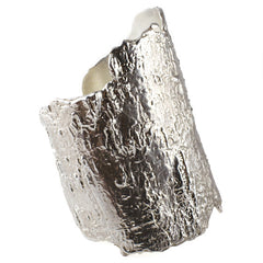 Bark Cuff - Joan Hornig Jewelry