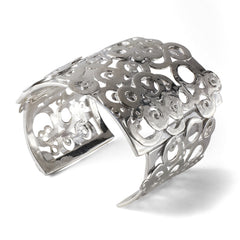 Bubble Cuff - Joan Hornig Jewelry
