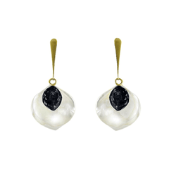 Calla Lily Earrings - Joan Hornig Jewelry