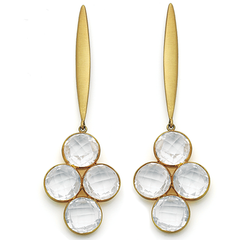 Deborah Earrings - Joan Hornig Jewelry