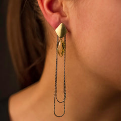 SoHo Earrings - Joan Hornig Jewelry