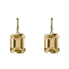 Georgie Earrings - Gold