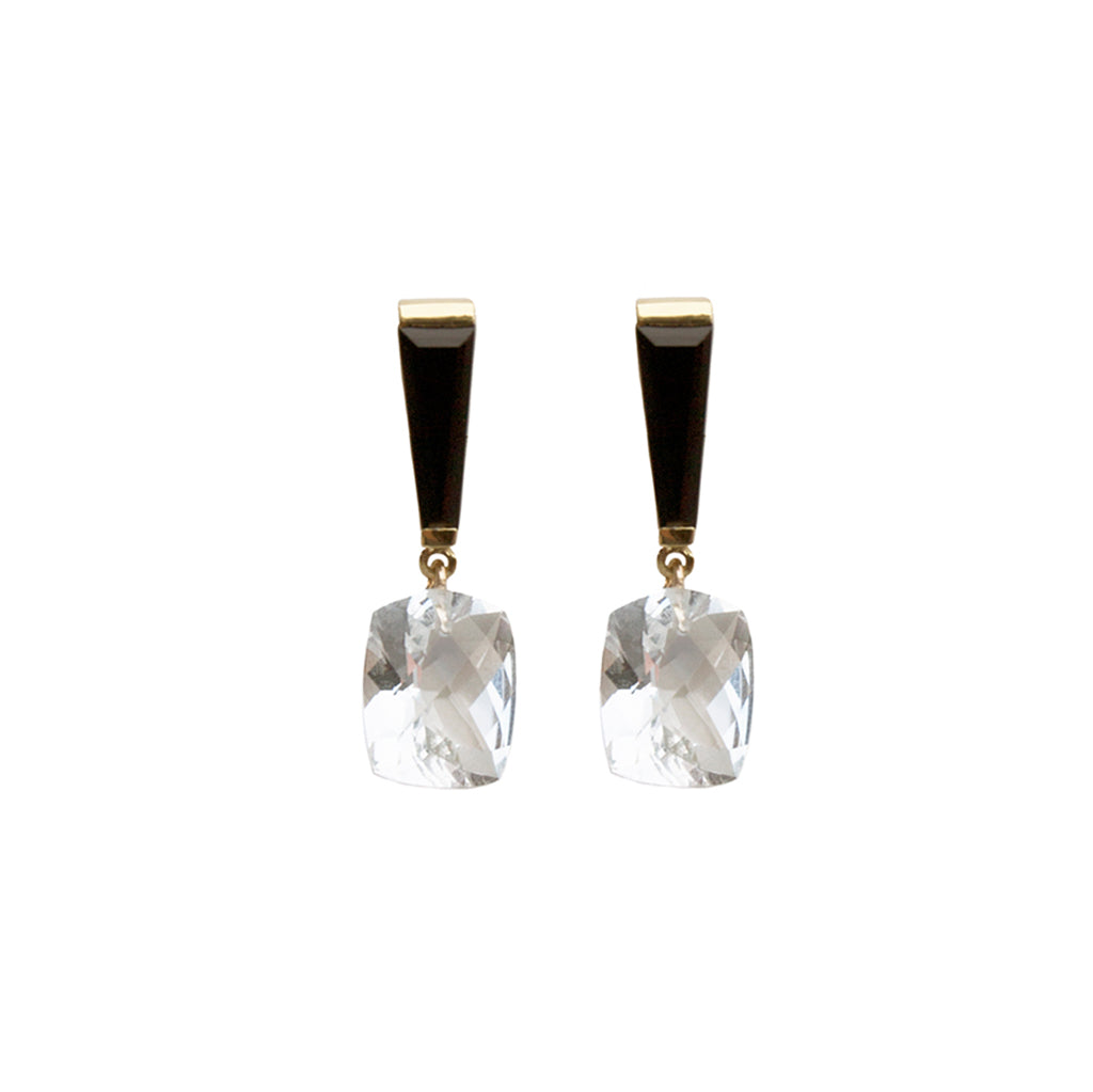 George V Earrings - Joan Hornig Jewelry