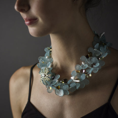 Wish Petal Necklace