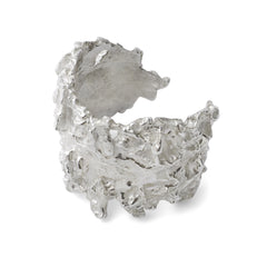 Curly Kale Cuff - Joan Hornig Jewelry