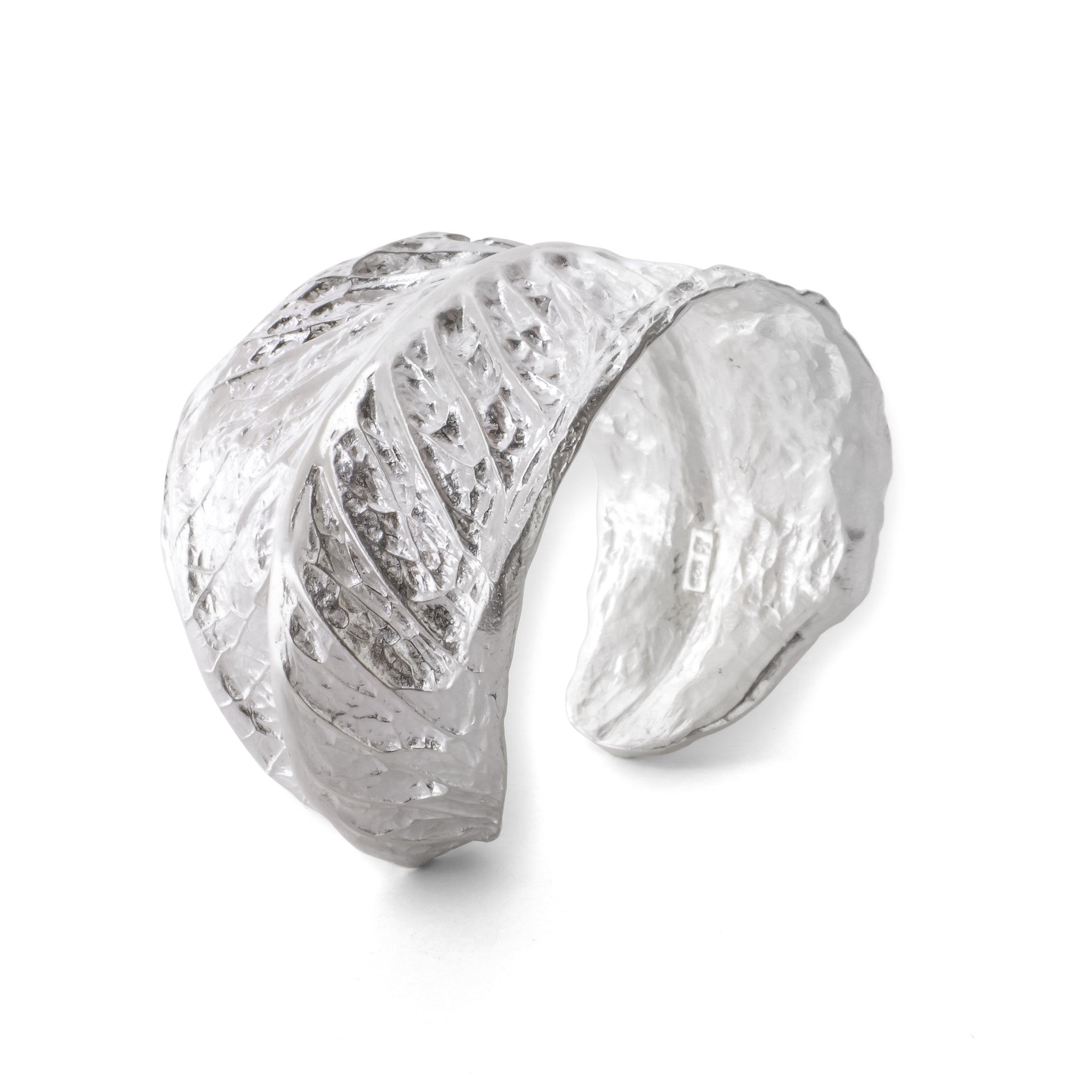 Main Squeeze Romaine Cuff - Joan Hornig Jewelry
