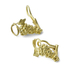 Grapevine Earrings - Joan Hornig Jewelry