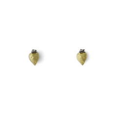 Strawberry Stud Earrings - Joan Hornig Jewelry