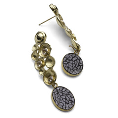 Pop Rocks Earrings - Joan Hornig Jewelry
