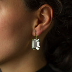 Georgie Earrings - Gold - Joan Hornig Jewelry