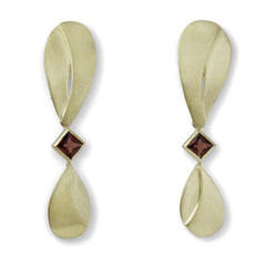 Wave Earrings - Joan Hornig Jewelry