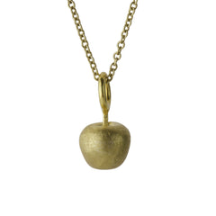 Apple of My Eye Necklace - Joan Hornig Jewelry