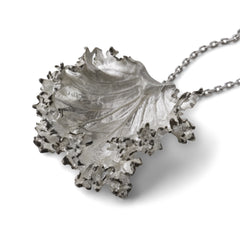 Curly Kale Necklace