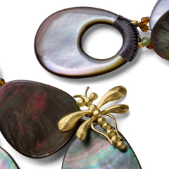 Dragonfly Necklace - Joan Hornig Jewelry