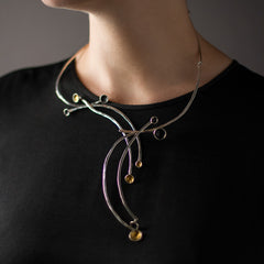 Calder Necklace - Joan Hornig Jewelry