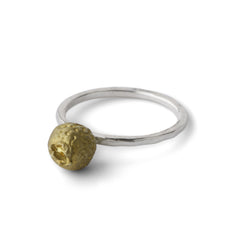 Orange Zest Ring - Joan Hornig Jewelry