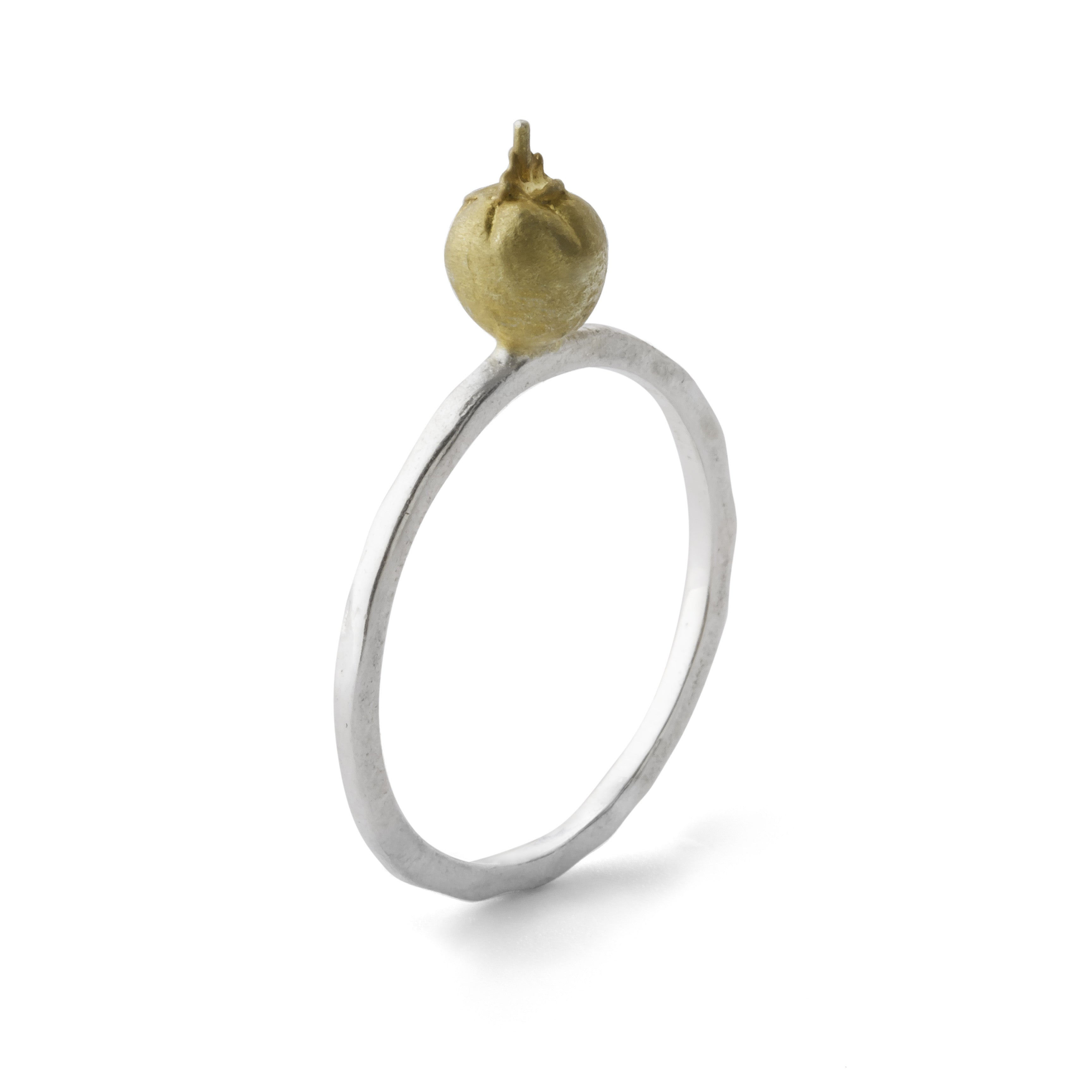 Tomato Ring - Joan Hornig Jewelry