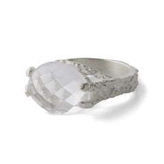 Tahini Rock Ring - Joan Hornig Jewelry
