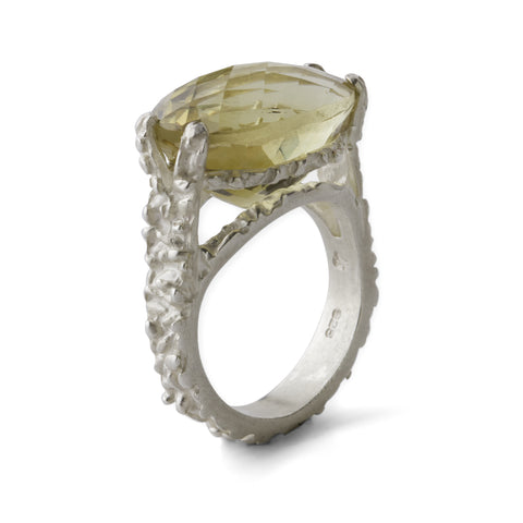 Tahini Rock Ring