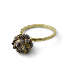 All-Choked-Up Ring - Joan Hornig Jewelry