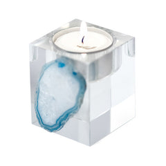 Crystal Candle Votive - Joan Hornig Jewelry