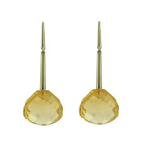 Georgette Earrings - Gold