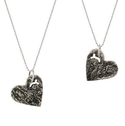 Bark for a Cause BFF Heart - Joan Hornig Jewelry