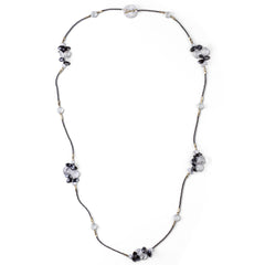 Tourmaline Rock Candy Necklace - Joan Hornig Jewelry