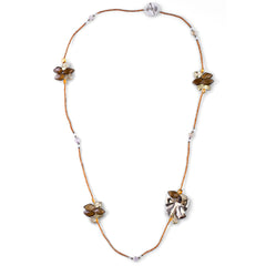Flutter Butterfly Necklace - Joan Hornig Jewelry