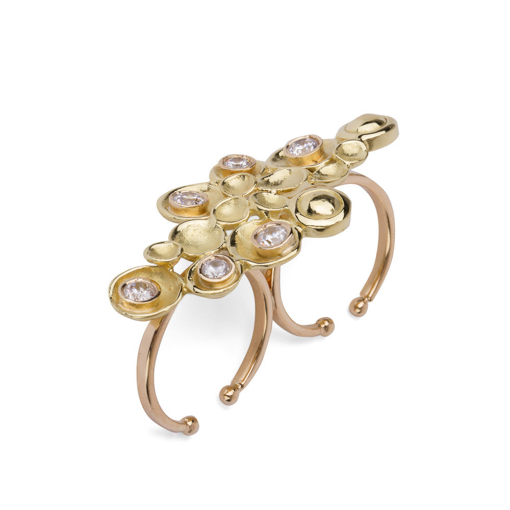Pop Rocks Ring - Joan Hornig Jewelry