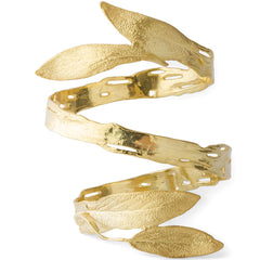 More Sage Advice Cuff - Joan Hornig Jewelry