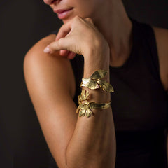 Scarborough Fair Cuff - Joan Hornig Jewelry